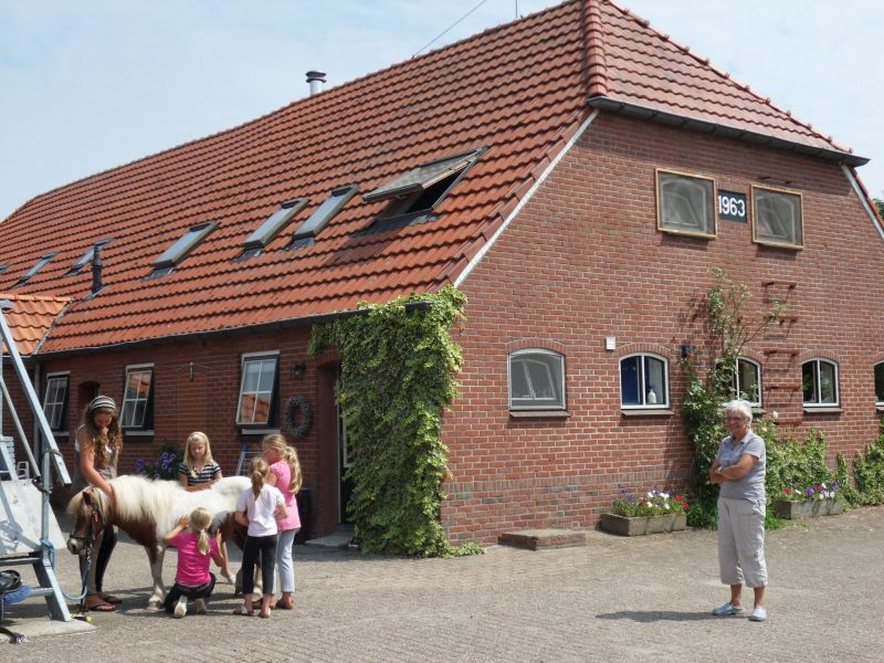Hoekwoning appartement